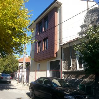 Жилищна сграда в ПИ 67338.530.79 по плана на кв.Н.Село  гр.Сливен